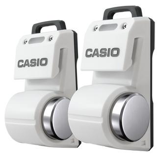 <カシオ> ダイブトランシーバー2台セット ベーシックモデル (マットホワイト)LGS-RG005BA